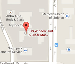 IDS Window Tint Map